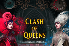 logo clash of queens genesis