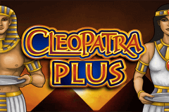 logo cleopatra plus igt slot game