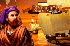 logo columbus deluxe novomatic slot game