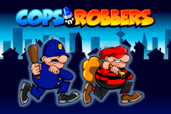 COPS N ROBBERS NOVOMATIC SLOT GAME