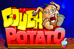 logo couch potato microgaming slot game