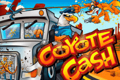 logo coyote cash rtg slot game