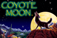 logo coyote moon igt slot game