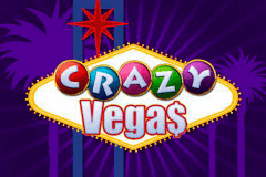logo crazy vegas rtg slot game