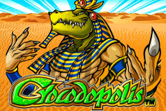 logo crocodopolis nextgen gaming slot game