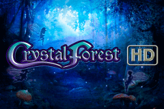 logo crystal forest wms slot game