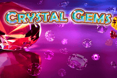 logo crystal gems 2by2 gaming slot game