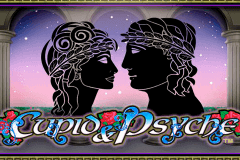 logo cupid psyche bally slot game
