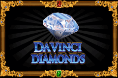 logo da vinci diamonds igt slot game