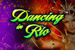 logo dancing in rio wms slot game