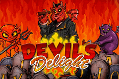 DEVILS DELIGHT NETENT SLOT GAME