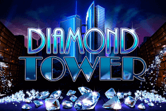 logo diamond tower lightning box slot game