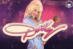 logo dolly parton leander slot game