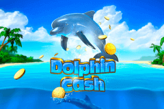 logo dolphin cash playtech slot game