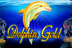 logo dolphin gold lightning box slot game