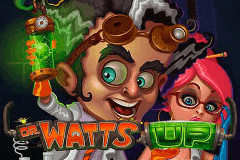 logo dr watts up microgaming slot game