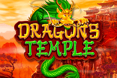 logo dragons temple igt slot game