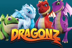 logo dragonz microgaming slot game