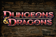 logo dungeons and dragons igt slot game