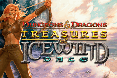 DUNGEONS AND DRAGONS TREASURES OF ICEWIND DALE IGT SLOT GAME