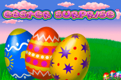 logo easter surprise playtech slot game