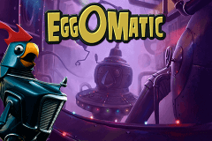 logo eggomatic netent slot game