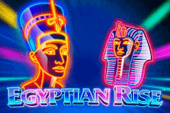 logo egyptian rise nextgen gaming slot game