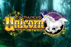 logo enchanted unicorn igt slot game