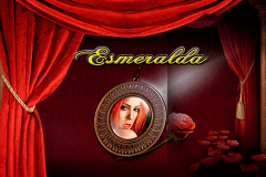 logo esmeralda playtech slot game