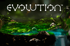 logo evolution netent slot game