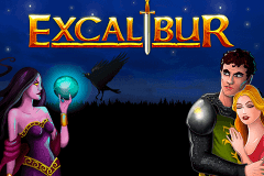 EXCALIBUR NETENT SLOT GAME