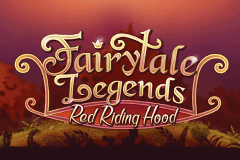FAIRYTALE LEGENDS RED RIDING HOOD NETENT