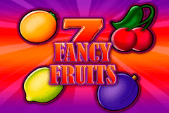 logo fancy fruits merkur slot game