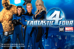 logo fantastic four playtech slot game