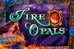 logo fire opals igt slot game