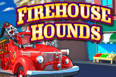 logo firehouse hounds igt slot game
