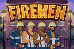 logo firemen playtech slot game