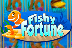 logo fishy fortune netent slot game