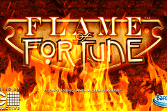 logo flame of fortune barcrest