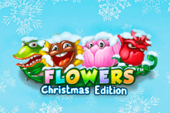 FLOWERS CHRISTMAS EDITION NETENT SLOT GAME