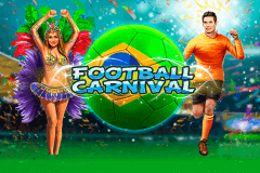 logo football carnival playtech slot game