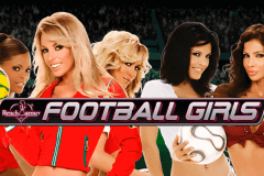 FOOTBALL GIRLS PLAYTECH SLOT GAME