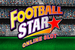 FOOTBALL STAR MICROGAMING SLOT GAME