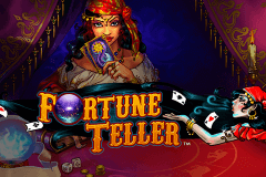 logo fortune teller netent slot game