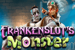 logo frankenslots monster betsoft slot game