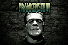 logo frankenstein netent slot game