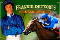 logo frankie dettoris playtech slot game