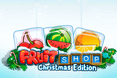 FRUIT SHOP CHRISTMAS EDITION NETENT SLOT GAME