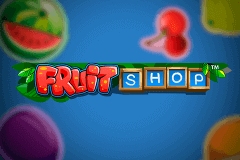logo fruit shop netent slot game
