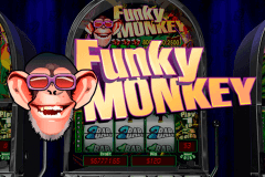 logo funky monkey playtech slot game
